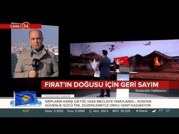Türkiyenin Fıratın doğusuna operasyonunda son durum Ne Neler Olacak Harika _ Videolar Live de