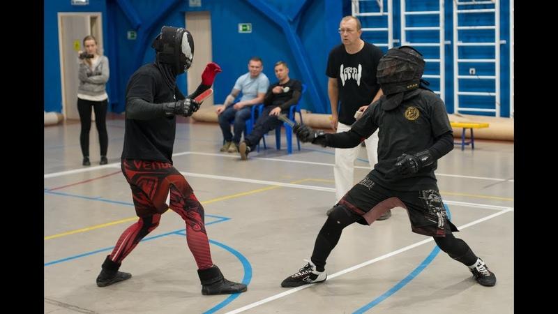 Все бои Вараксина А. на Кубке Вызова 2018. Knife fighting Russia.
