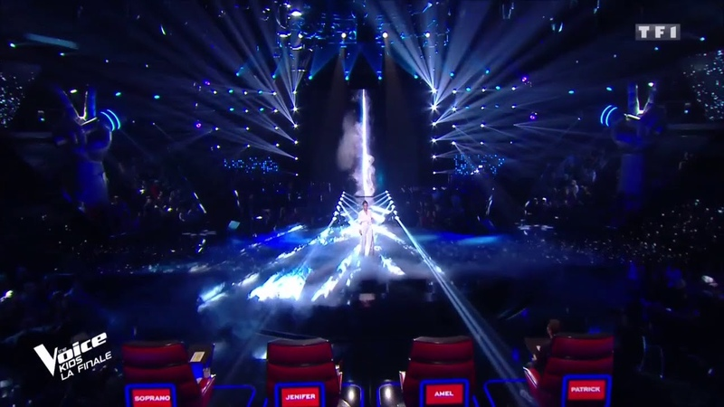Amel Bent Live Dis moi qui tu es The Voice Kids 5 Finale