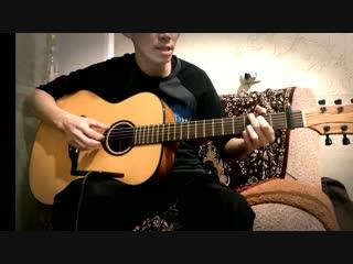 Ed Sheeran - Perfect (cover АйХом)