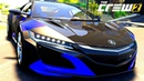 THE CREW 2 GOLD EDiTiON (TUNiNG) ACURA NSX PART 203