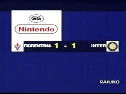 1997/98 (20 тур - 11-02-1998) Fiorentina-INTER 1-1