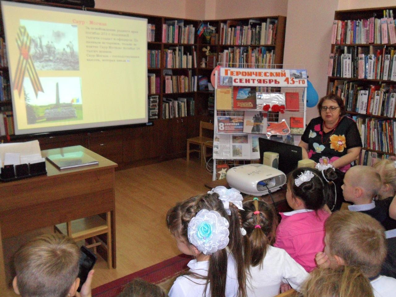 отдел искусств, занятия с детьми, донецкая республиканская библиотека для детей, патриотическое воспитание детей, день освобождения донбасса