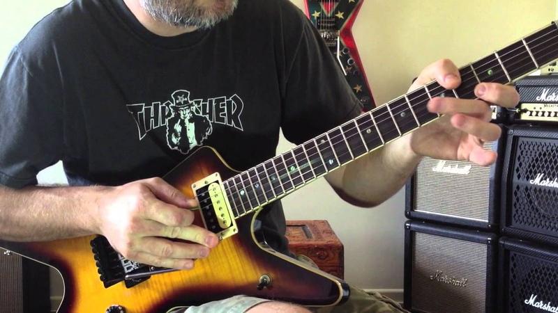 Harmonics Whammy Squeals Lesson