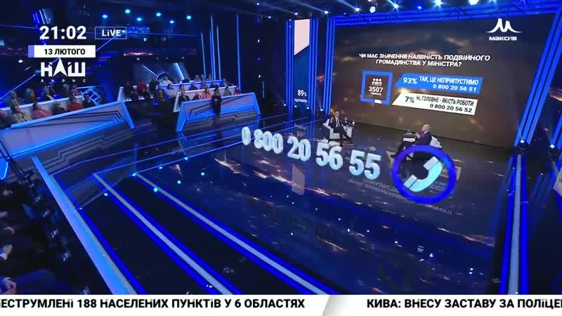 [Дмитрий Гордон] Гордон: У Порошенко были все рычаги, чтобы кардинально изменить страну, но ему это не удалось