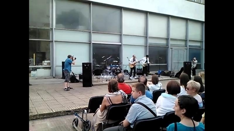 песня Бездельники, Москва, ЦДХ 24 июня 2015 г