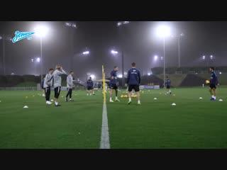 Тотальный теннисбол: Семак, Тимощук и Оливейра VS Дзюба, Заболотный и Оздоев