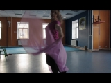 Связка с шалью (с новым куском) (Belly dance)