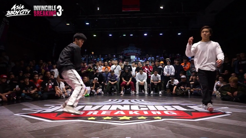 Crit vs Yu-Ki | Semi-Final | Bboy 1on1 | Invincible Breaking Jam Vol.3