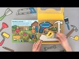 Let's Pretend Builder's Tool Kit - A Priddy Box Set