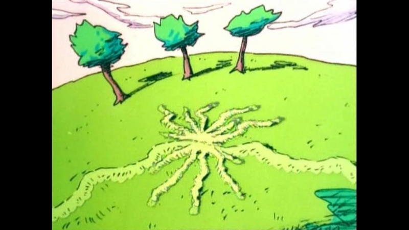 ㋛The Exciting Life Of A Tree(2000)Bill Plympton