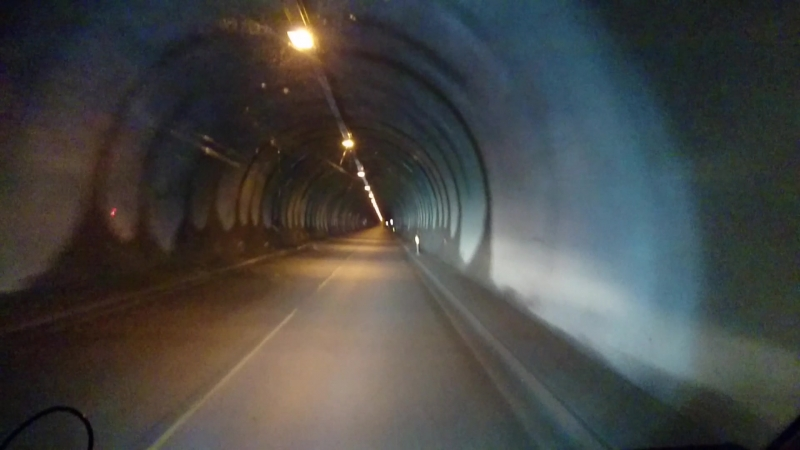 Подводный тоннель