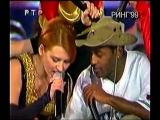 (staroetv.su) Музыкальный ринг (РТР, 24.03.2000) Фрагмент