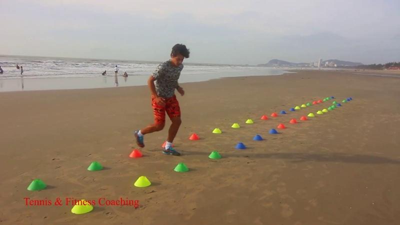 VUNG TAU TENNIS COACHING | footwork drills for tennis