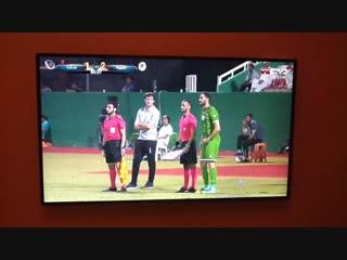 Кокойты футбольчег в ОАЭ 16.11.2018