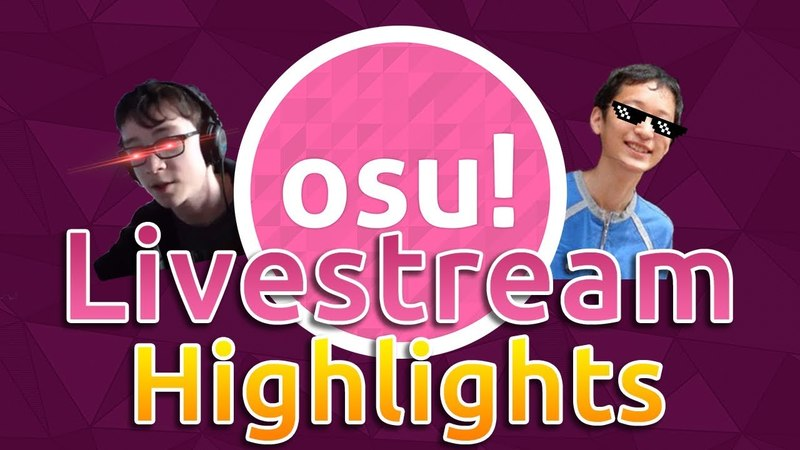 Osu! Livestream Highlights | ThePooN Goes GOD MODE! Cookiezi 8★ JUMPS SS! Fool Moon Night FC?!