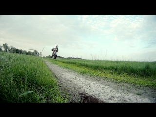 Вилли на мотоцикле // Stunt bike