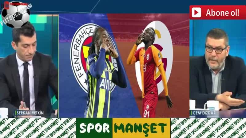 Spor Manşet 12 Nisan 2019 TEK PARÇA Fenerbahçe Galatasaray Beşiktaş Yorumları