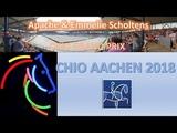 Apache &amp Emmelie Scholtens @ CHIO Aachen Grand Prix 2018