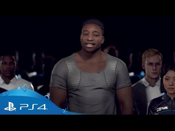 Detroit: Become Human | Luther | PS4