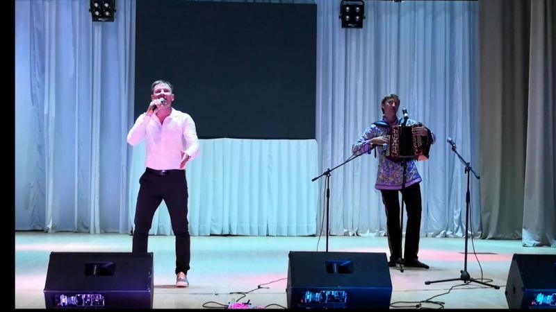Игорь Шипков и Александр Шломан (фрагмент концерта), г. Павловск