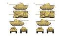 Немецкий танк Sd.Kfz.171 Пантера с покрытием zimmerit в масштабе 135 от компании Hobby Boss