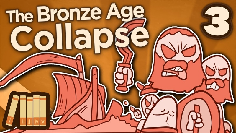 The Bronze Age Collapse Fire and Sword Extra History 3