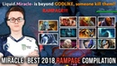 Miracle BEST OF 2018 Rampage Compilation Dota 2