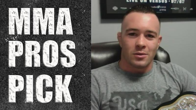 MMA Pros Pick - TJ Dillashaw vs. Henry Cejudo (UFC on ESPN1)