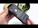 Обзор Защитный усиленный гибридный чехол Slim Hybrid