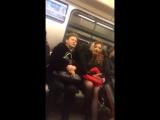 я богиня я звезда и тп еще на всю голову случай в метро. пошлый липецк