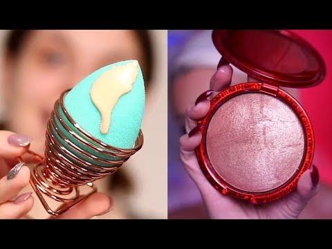 Los Mejores Tutoriales de Maquillaje 2018   Best Makeup Transformations Tutorials Compilation