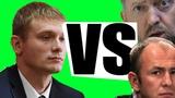 Коновалов начал нагибать Путинских олигархов Обращение Валентина к Дерипаска и Мельниченко