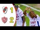 River Plate vs Unión Santa Fé 1 2 Resúmen Y Goles SuperLiga Argentina 2019