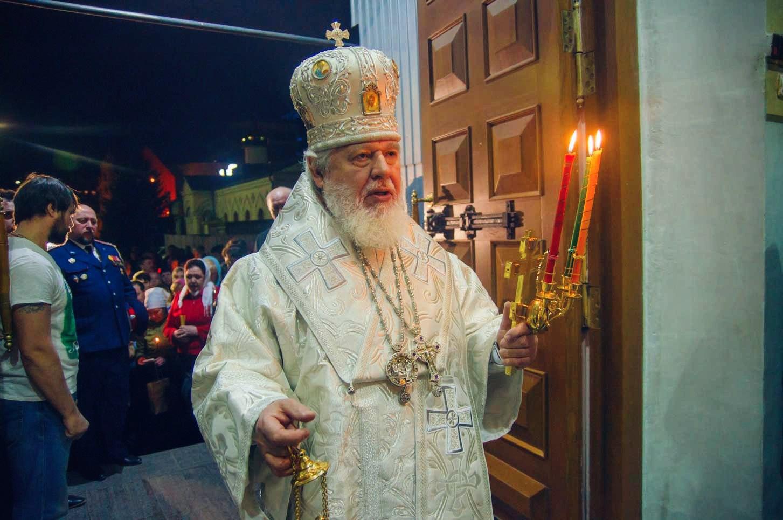 Пасхальное послание Высокопреосвященнейшего Сергия, митрополита Самарского и Тольяттинского