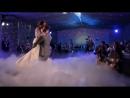 Тяжелый дым СПб на первый свадебный танец. Красота эффекта доступна всем 8 921 406-84-88