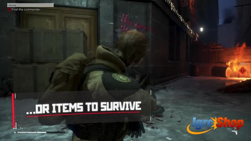 LEFT ALIVE - Find a Way to Survive - Gameplay Trailer
