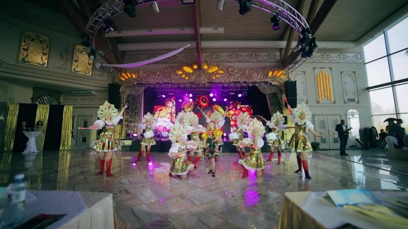Группа барабанщиц и мажореток Держава -Премия Артист года 2018 , Г.Челбинск