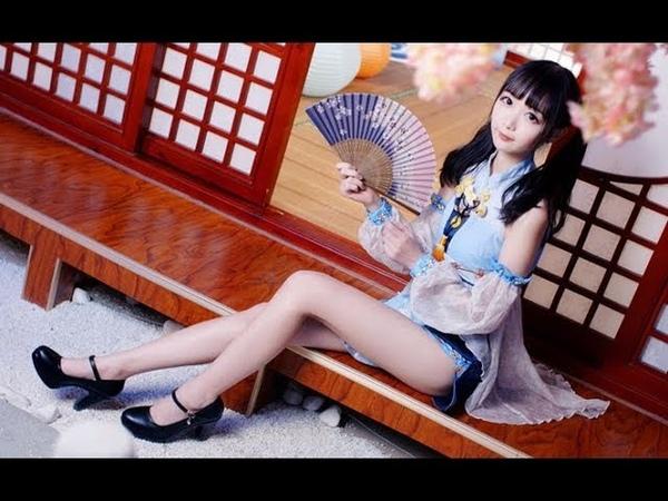 椭奇 ❀桃源恋歌 Tougen Renka ❀~第一次挑战高跟鞋hhh