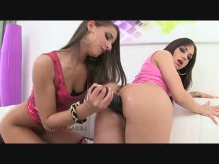Amirah adara, nomi melone - ass to ass gape farts sz404 [2014, 2 girls 2 cocks, dp, gaping ass, ass to mouth, 720p]
