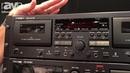 TASCAM 202 MK VII Dual Cassette Deck