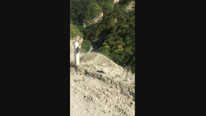Покатушки по Итум-Калинскому ущелью