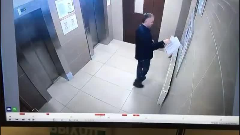 Депутат Невского района М.А. Киселев портит дом!