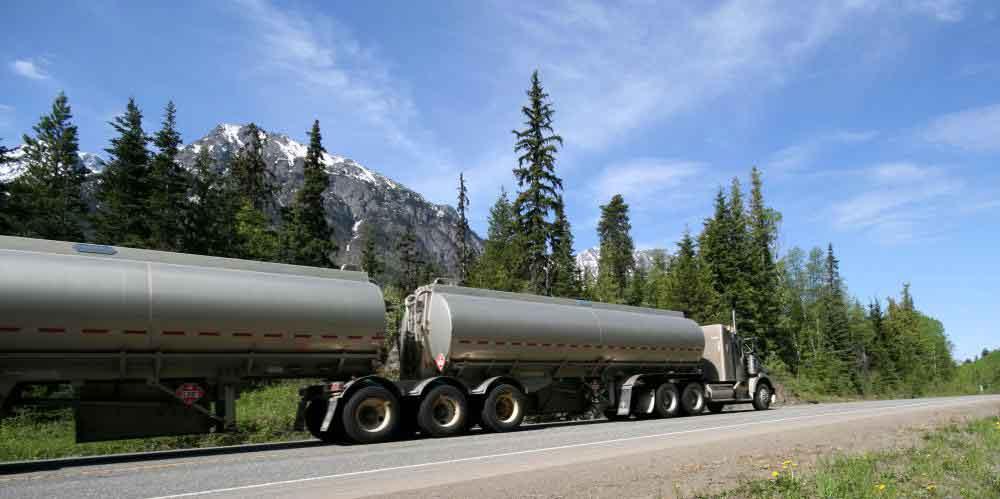 Водители автоцистерн нуждаются в дополнительной подготовке для перевозки опасных материалов