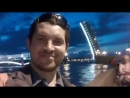 Разведенные мосты Санкт-Петербурга. Троицкий и Литейный мосты. ЛетнийСад Russia2018
