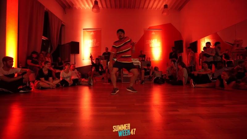 HIRO (JPN) - Judge Demo   SUMMER WEEK47 - HOUSE BATTLE 2018   Danceproject.info