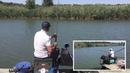 Real Big Fish на карповом пруду Ловим на штекер