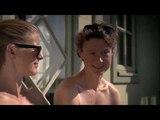Визит в Швецию, очень не обычная сауна  Девушки купаются, 16+