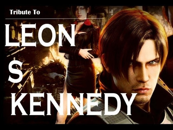 Tribute to Leon S. Kennedy ~ Carry On [Male Pitch]