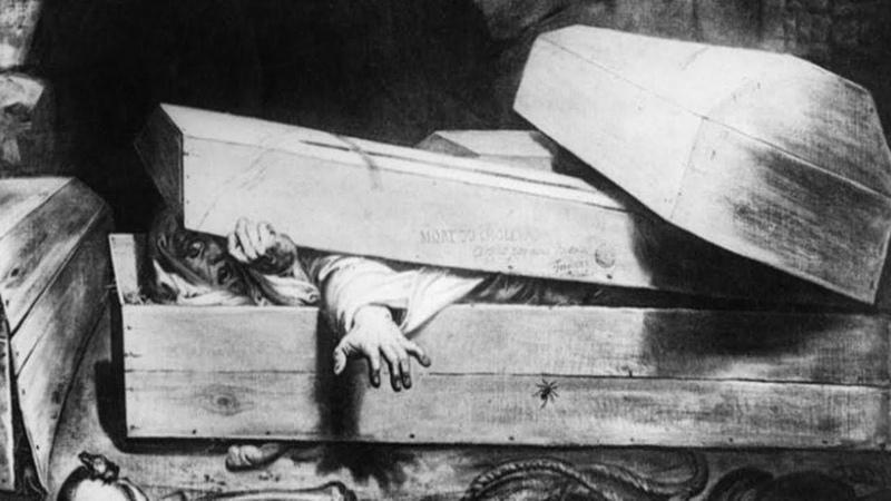 ЗАЧЕМ В ГРОБАХ КОЛОКОЛЬЧИКИ: Похороненные заживо